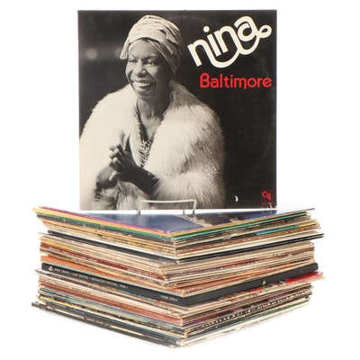 Nina Simone, Weather Report, Isaac Hayes, Other Vinyl Jazz, Classical LP Records