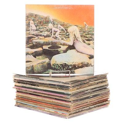 Barbra Streisand, Led Zeppelin, Herbie Hancock, Other LP Record Albums
