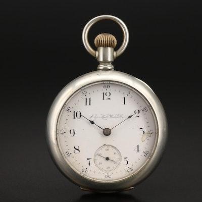 1897 Elgin National Watch Co. Pocket Watch