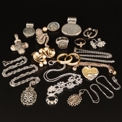 Jewelry Selection Featuring Gorham
