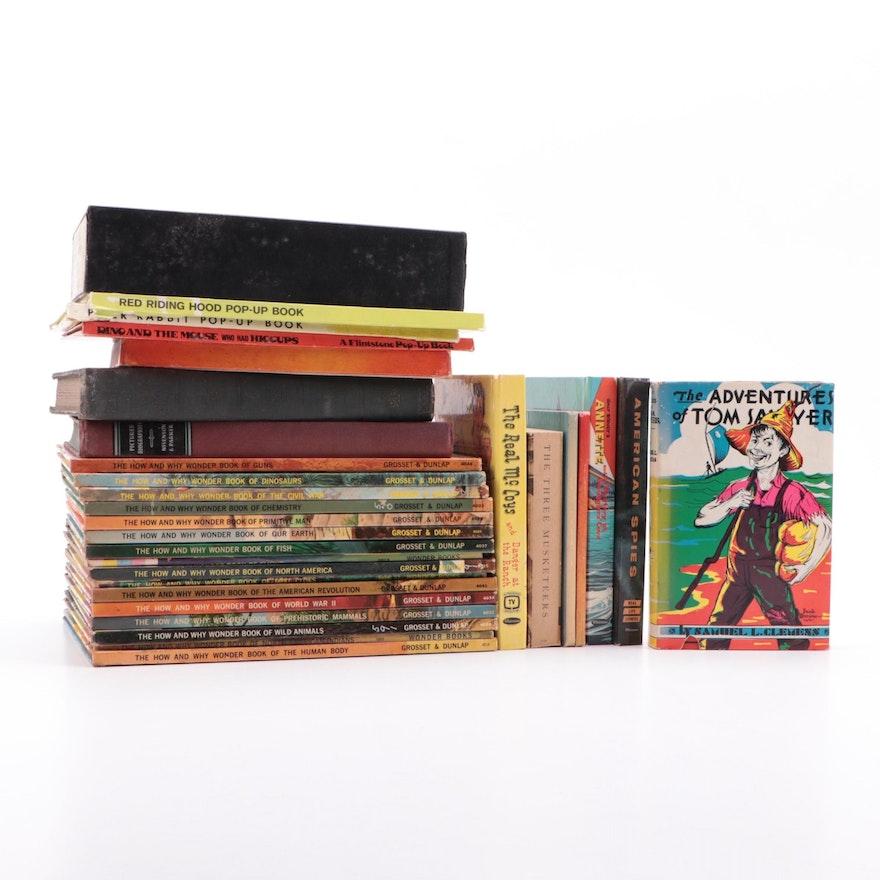Children's Educational Books and Classics