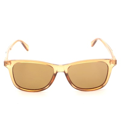 Gucci GG0936S Horn-Rimmed Sunglasses with Case