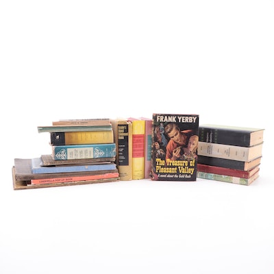 Collection of Children's Books and More, Early to Mid-20th Century