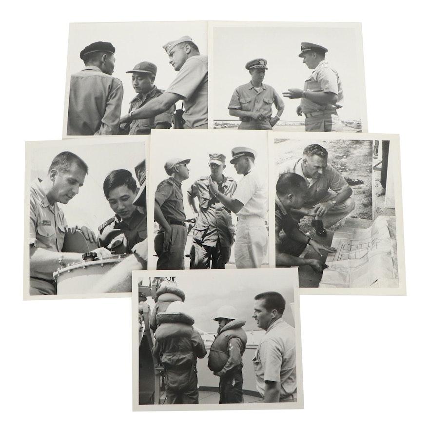 Edmond Fitzgerald Silver Gelatin Photographs