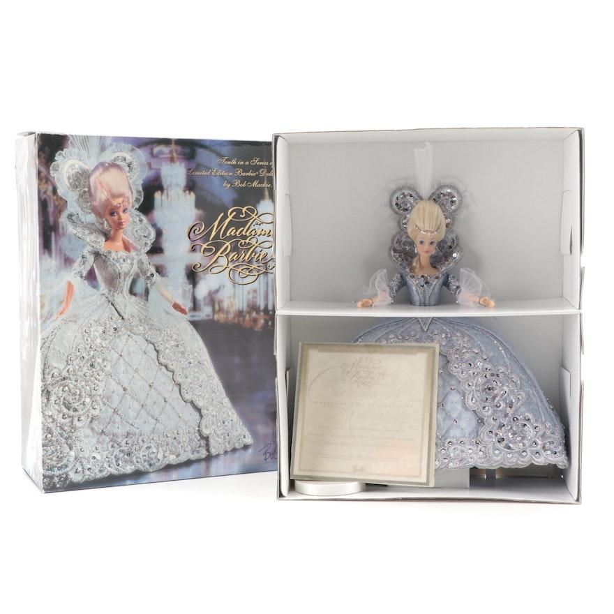 "Mattel Barbie ""Madame du Barbie"" Doll Designed by Bob Mackie"