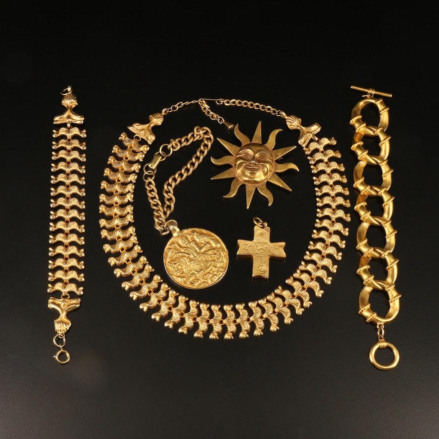 Alva Studios Museum Replica Jewelry