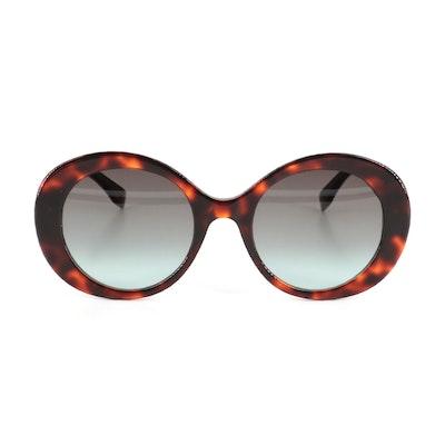 Fendi FF 0293 Peekaboo Havana Sunglasses with Case
