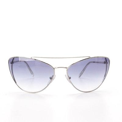 Prada SPR65V Butterfly Sunglasses with Case