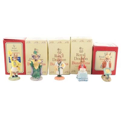 "Royal Doulton ""Mystic Bunnykins"" and Other Bunnykins Figurines"