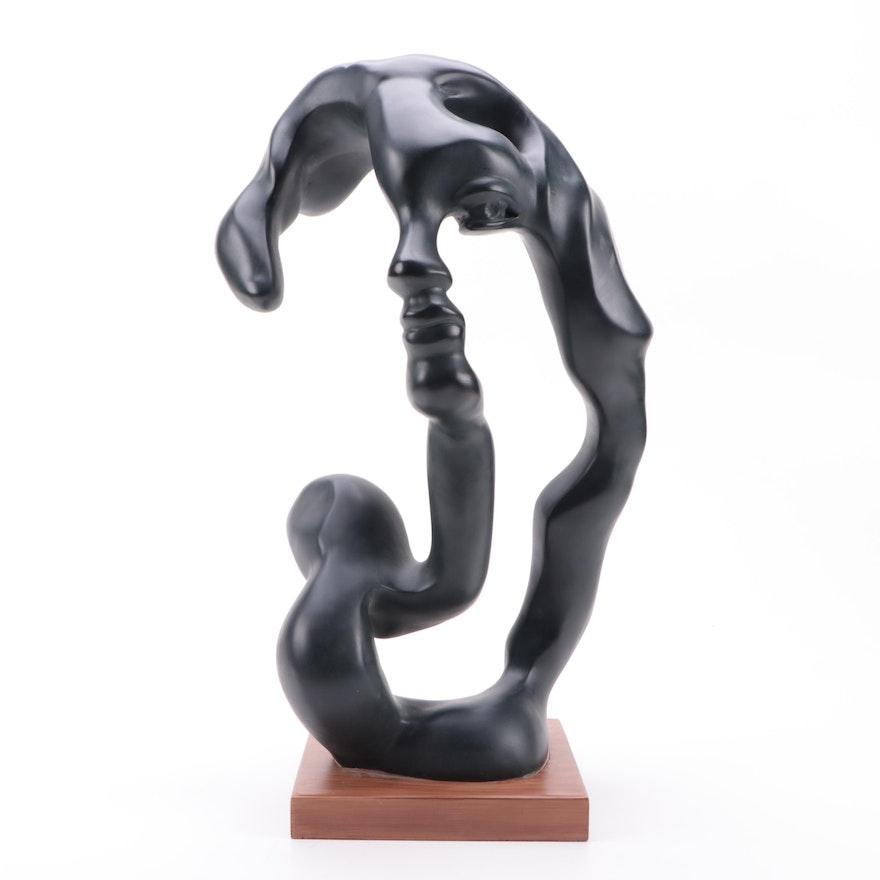 """Austin Productions After Klara Sever """"Portrait of a Woman"""" Sculpture"""