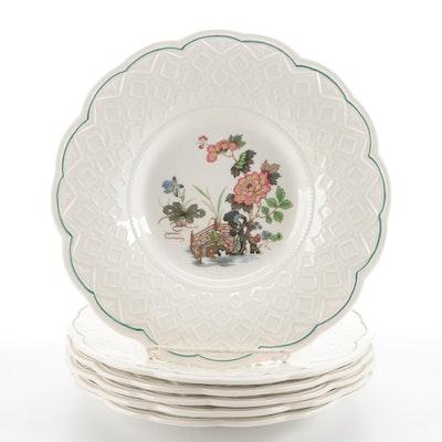 """Wedgwood """"Eastern Flowers"""" Ceramic Dinnerware"""