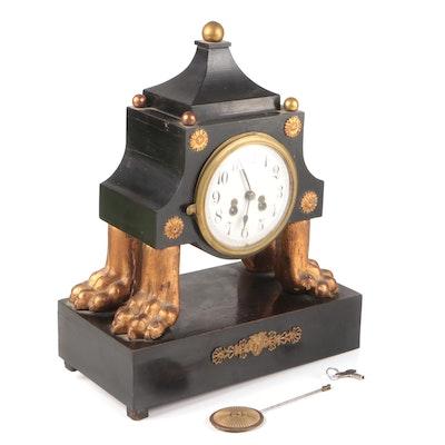 Konkurrenz Schwenningen, Germany Mantel Clock