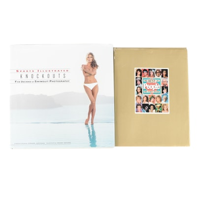 """""""The Best of People"""" and """"Knockouts: Five Decades of Swimsuit Photography"""" Books"""