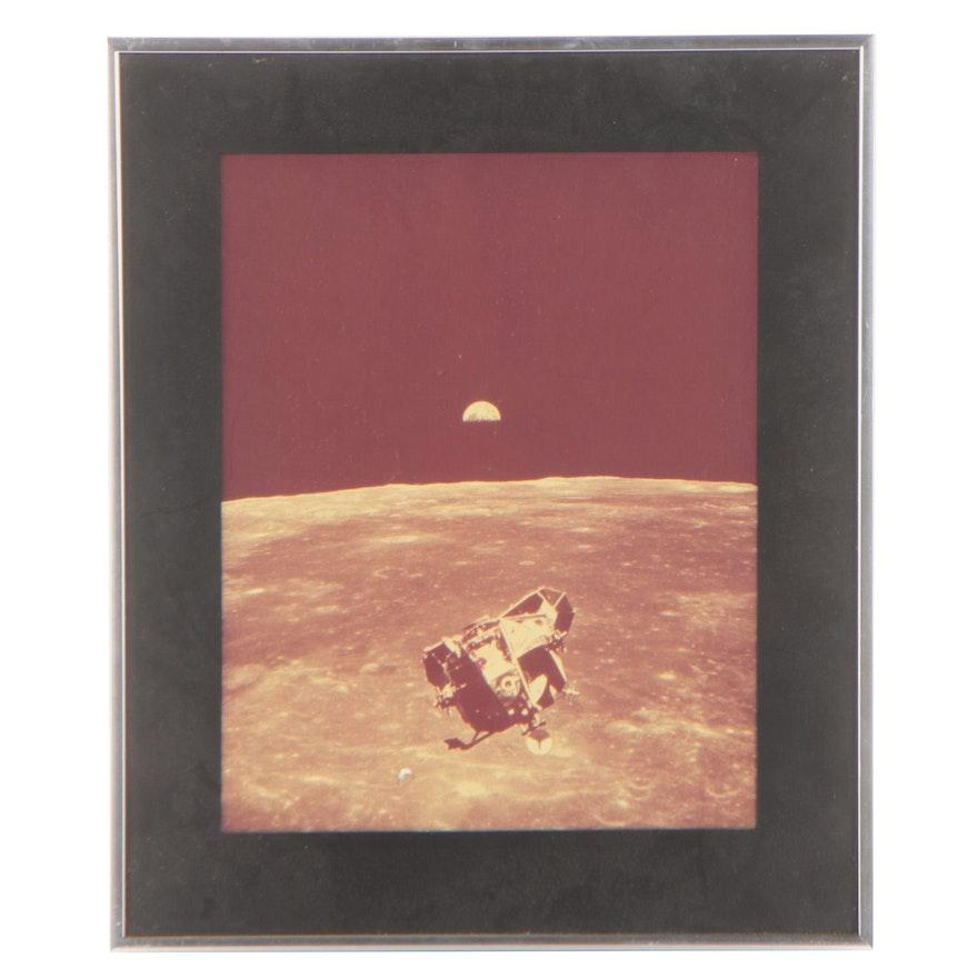 Digital Photograph of Apollo 11, Late 20th Century