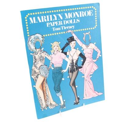 """Marilyn Monroe Paper Dolls"" by Tom Tierney, 1979"