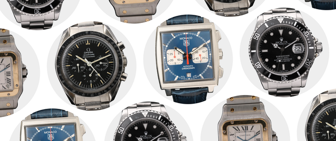 The Most Iconic Mens Watches Of All Time
