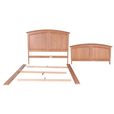 Shermag Inc. Queen Sized Birch Bed Frame
