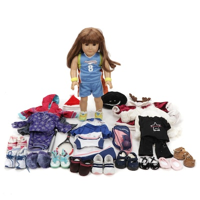 """American Girl """"Today"""" Doll with Clothing and Accessories"""
