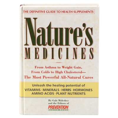 """""""Nature's Medicines"""" by Gale Maleskey, 1999"""