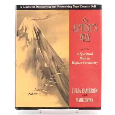 """""""The Artist's Way"""" by Julia Cameron and Mark Bryan, 1995"""