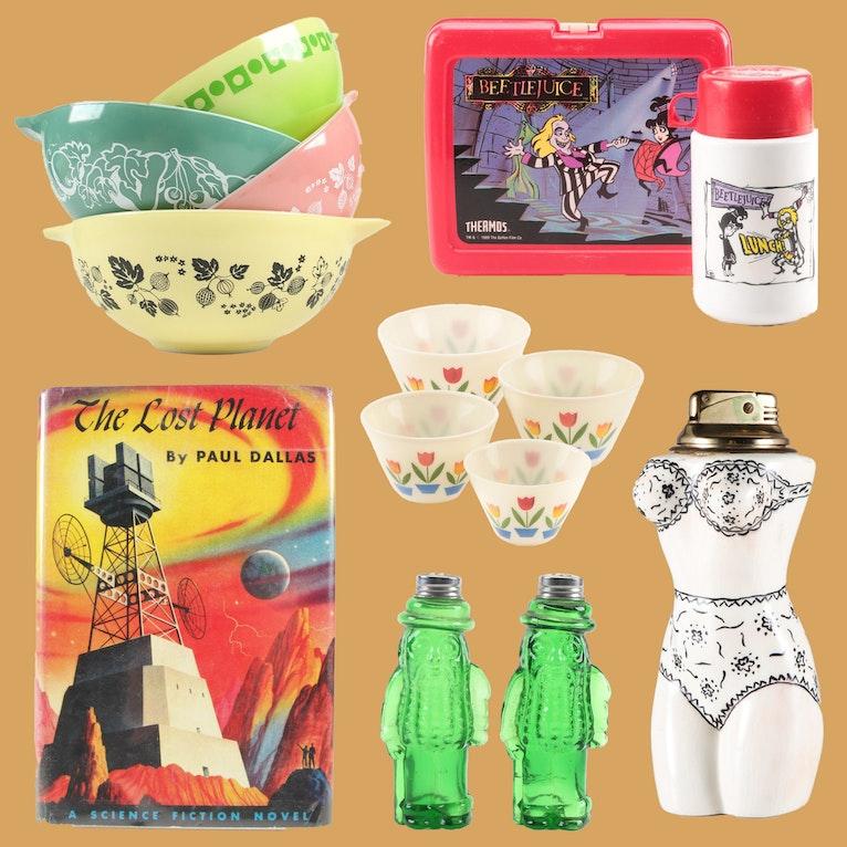 Going Retro: 5 Fun Ideas for Kitschy Collections