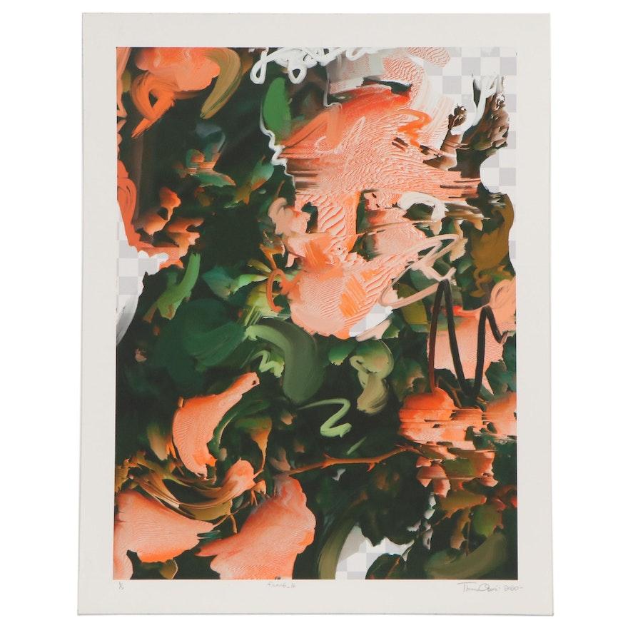 """Thomas Osorio Giclée """"floral6_16,"""" 2020"""