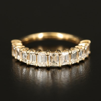 18K 1.95 CTW Diamond Band