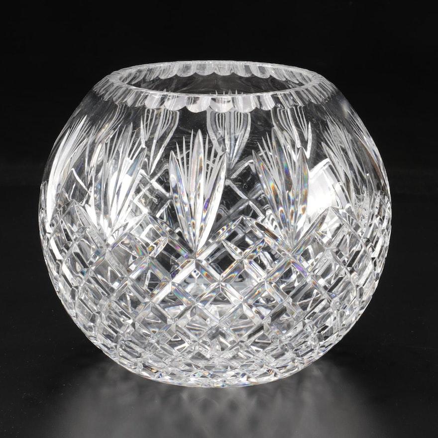 Waterford Crystal Rose Bowl