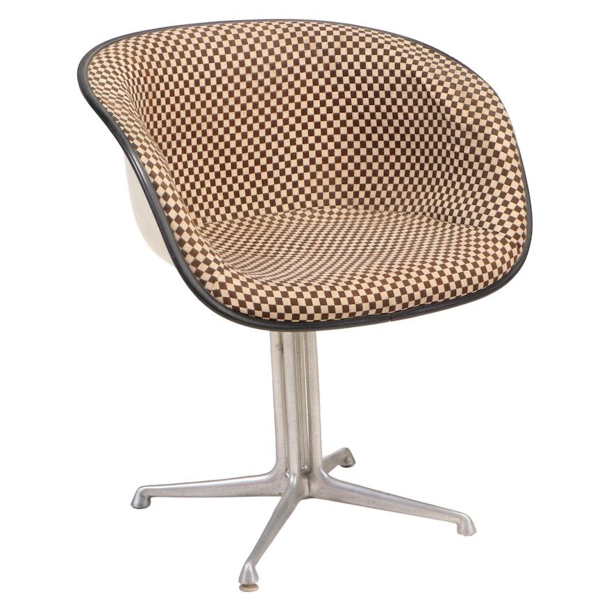 """Eames for Herman Miller """"La Fonda"""" Alexander Girard-Upholstered Armchair"""