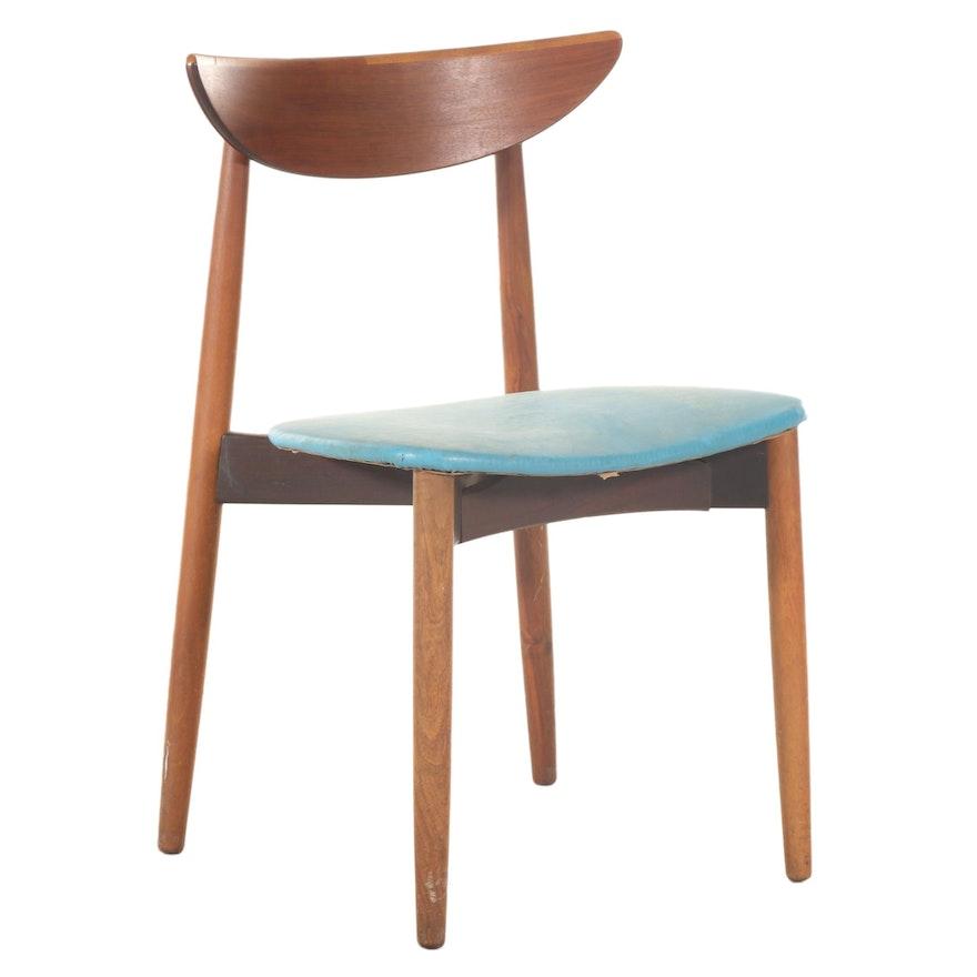 Moreddi Danish Modern Teak Side Chair