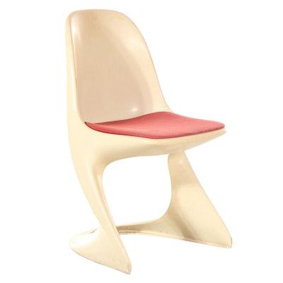 """Alexander Begge for Casala """"Casalino"""" Cantilever Chair, 1970s"""
