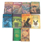 """First American Edition """"Harry Potter"""" Complete Series by J. K. Rowling"""