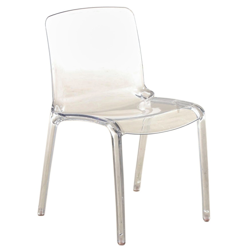 """Marcello Ziliani for Casprini """"Tiffany"""" Chair"""
