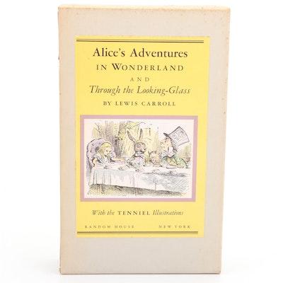 "Illustrated ""Alice in Wonderland"" Centennial Edition Box Set, 1965"