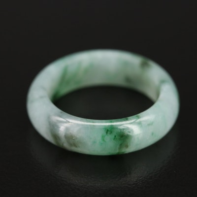 Jadeite Hololith Band