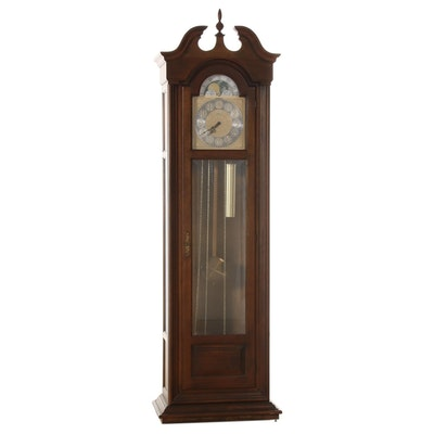 Howard Miller No. 155 Triple Chime Grandfather Clock, Mid-20th Century