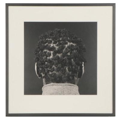 "Robert Mapplethorpe Silver Gelatin Print ""Jack Walls,"" 1983"