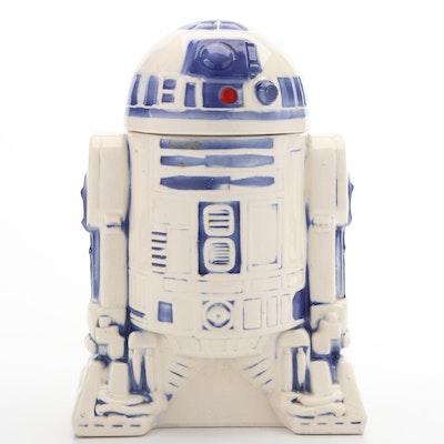Star Wars R2-D2 Ceramic Cookie Jar, Late 20th Century