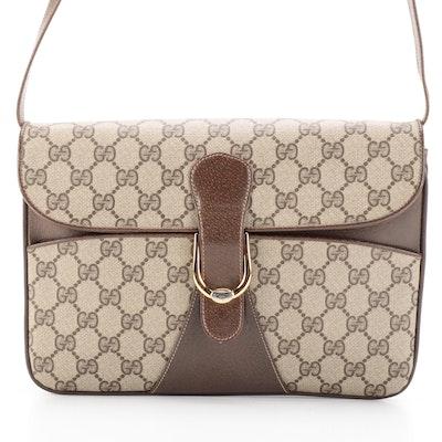 Gucci Accessory Collection GG Supreme Shoulder Bag
