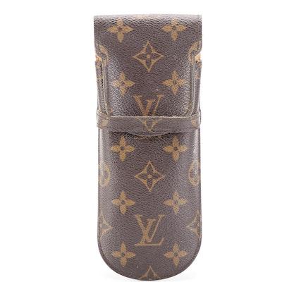 Louis Vuitton Etui a Lunettes Rabat in Monogram Canvas