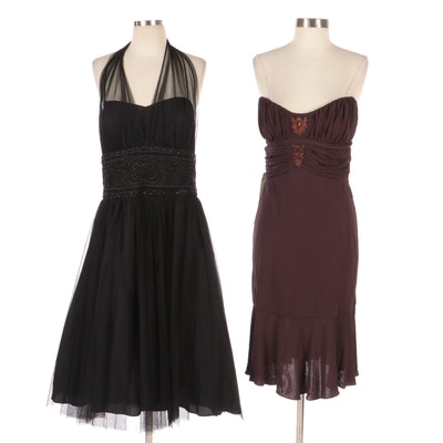 Badgley Mischka and Betsy & Adam by Linda Bernell Occasion Dresses