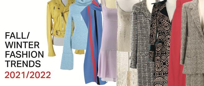 Fall/Winter 2021 Fashion Trends Report