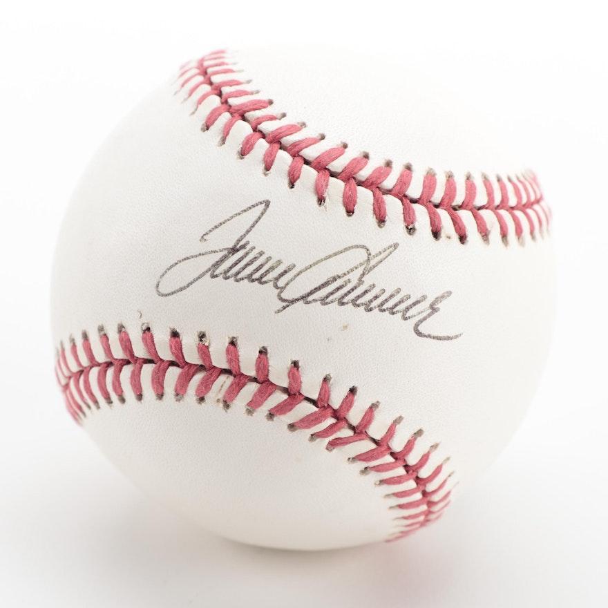 Tom Seaver Signed Rawlings Official League Baseball, COA