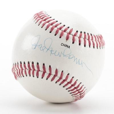 Hal Newhouser Signed Rawlings Official League Baseball, COA