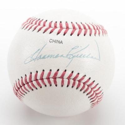 """Harmon Killebrew Signed Rawlings """"Official League"""" Baseball, COA"""