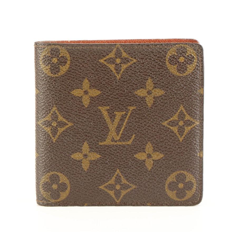 Louis Vuitton Bifold Wallet in Monogram Canvas