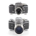 Exakta Varex VX and VXIIa Cameras