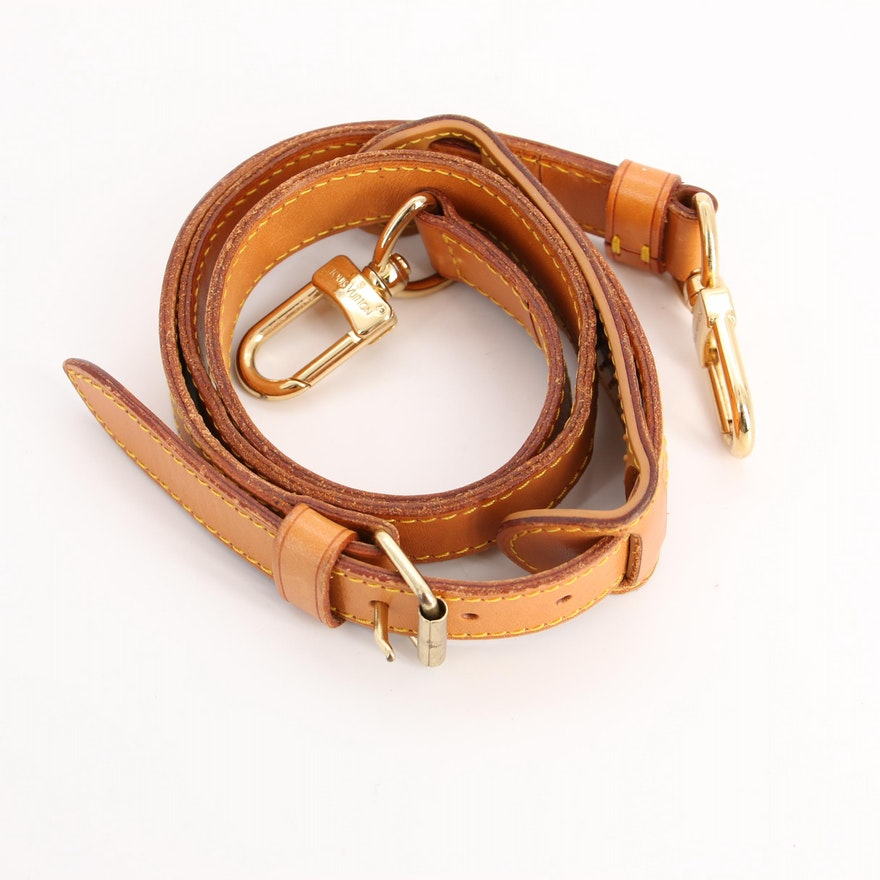 Louis Vuitton Replacement Strap in Vachetta Leather