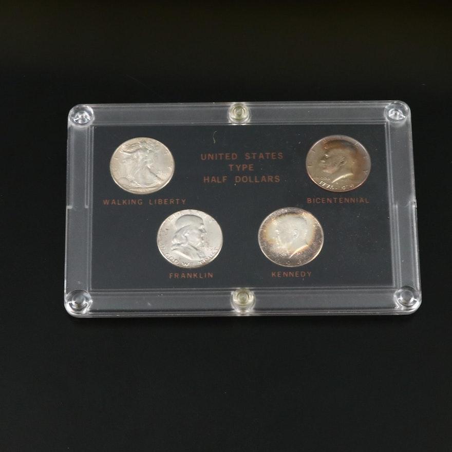 U.S. Half Dollar Type Coin Set