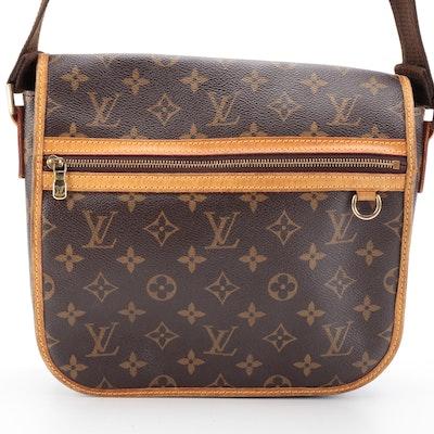 Louis Vuitton Crossbody Bag in Monogram Canvas
